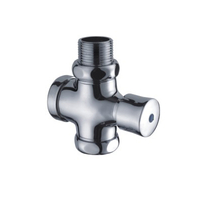 Push Button Toilet Flush Valve