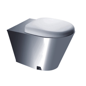 New Design Factory Supply Stainless Steel Toilet bowl