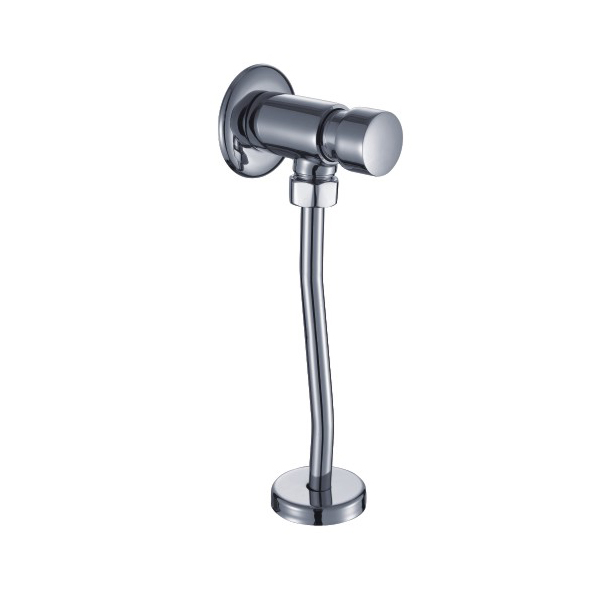 Custom High Quality Wc Urinal Button Flush Valve, Concealed Toilet Flush Valve