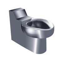 Cheap Wholesale Price Stainless Steel Prison Toilet Seat