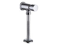 Made In China High Quality Push Button Self Closing Urinal Flush Valve