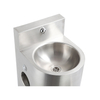 Stainless Steel Combination Toilet